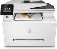 HP LaserJet Pro M281fdw Printer, All-in-One Color Laser Printer, 256MB Memory, 22 PPM, USB, WiFi - T6B82A#BGJ