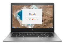 "HP 13 G1 13.3"" QHD+ Chromebook, Intel:M7-6Y57, 1.10GHz, 8GB RAM, 32GB eMMC, Chrome OS - W0T01UT#ABL (Certified Refurbished)"