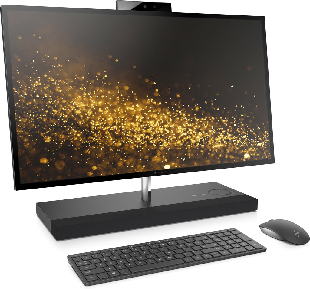 "HP Envy 27-b210 All-in-One Desktop 27"" QHD (Touchscreen) Computer, Intel Core i7, 2.40 GHz, 16 GB RAM, 1TB HDD, 256 GB SSD, Windows 10 Home 64-bit -3LA03AA#ABA"