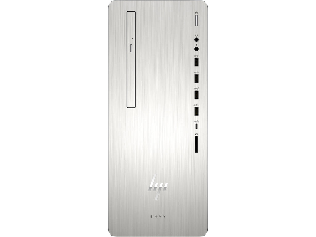 HP Envy 795-0035xt Desktop Computer, Mini Tower, Intel Core i5-8400, 2.80GHz, 8GB RAM, 1TB HDD + 16GB SSD, Windows 10 Home 64-Bit - 3UQ24AA#ABA (Certified Refurbished)