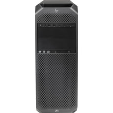 HP Z6 G4 Business Workstation Tower Intel Xeon Silver 4112 Quad-Core, 2.60GHz, 8GB RAM, 256GB PCIe SSD,  Windows 10 Pro - 3GF40UT#ABA