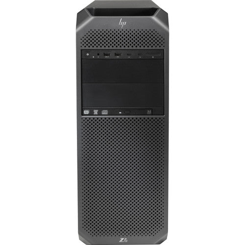 HP Z6 G4 Business Workstation Tower Intel Xeon Gold 5122 Quad-Core Processor, 3.60GHz, 16GB RAM, 256GB SSD,  Windows 10 Pro  1WU32UT#ABA