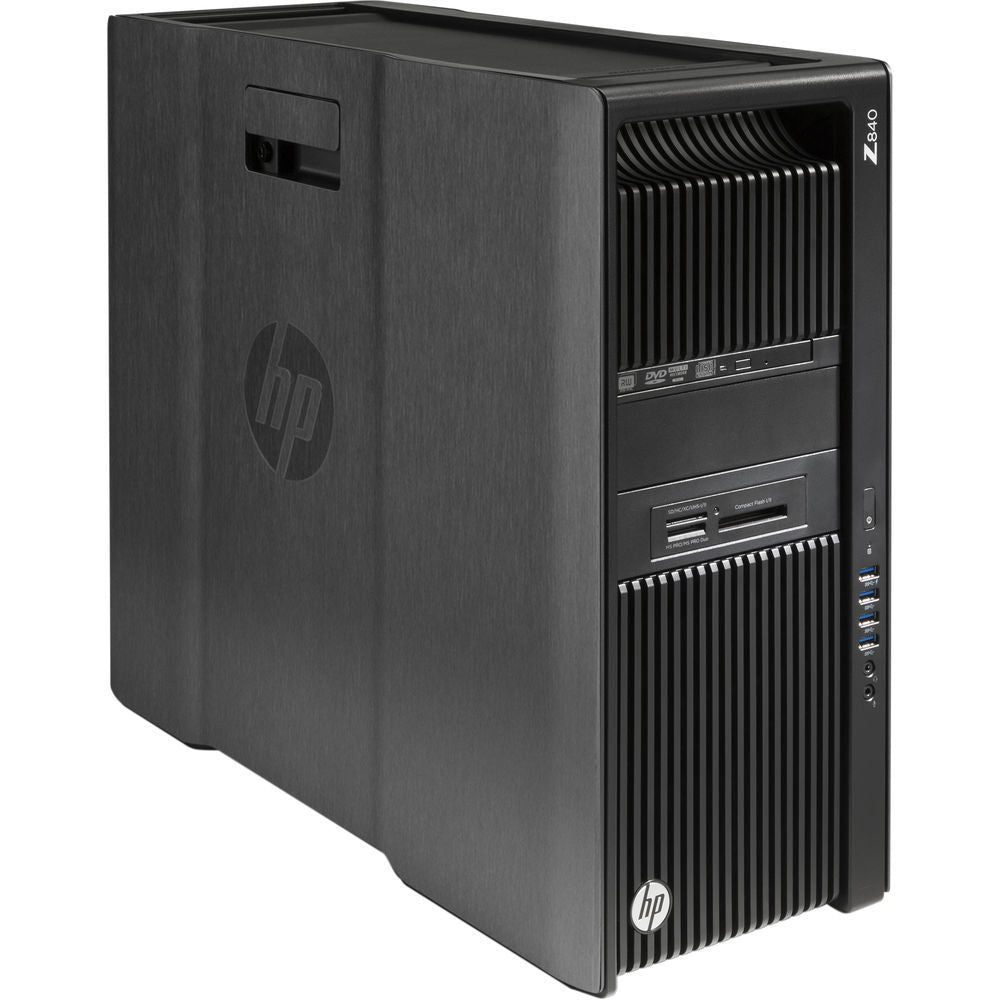 HP Z840 Business Workstation Tower 2x Intel:E5-2630V3/X8C 2.40GHz 32GB RAM 1TB SATA Windows 10 Pro 1BM98UP#ABA
