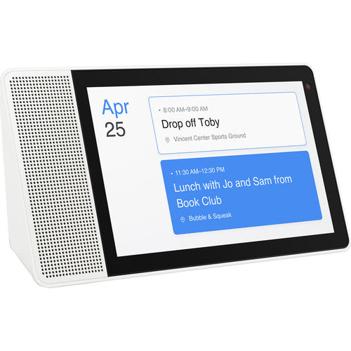 "Lenovo 10.1"" FHD Smart Display, 2GB RAM, 4GB eMMC, Google Assistant - ZA3N0003US"