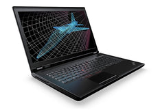 "Lenovo ThinkPad P71 (Non-Touch) Mobile Workstation, 17.3"" IPS FHD, Intel Core:i7, 2.80GHz, 8GB RAM, 256GB PCIe SSD, Windows 10 Pro 64-Bit- 20HK001JUS"