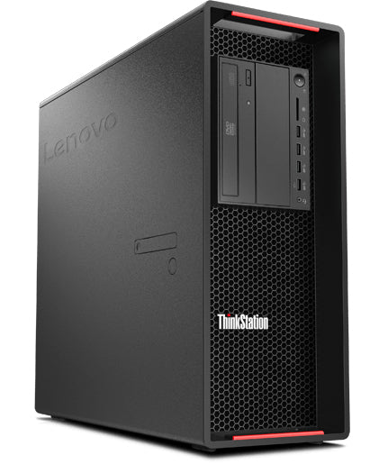 Lenovo ThinkStation P720 Tower Workstation Intel Silver:4114 2.20GHz 16GB RAM 512GB PCIe SSD Windows 10 Pro- 30BA001QUS