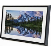 "Netgear Meural Canvas Leonora, 27"" FHD Smart Art Digital Frame, Black- MC227BL-100PAS"
