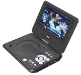 "Naxa NPD-952 Portable DVD Player - 9"" Display - Black NPD-952"