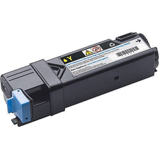 DELL Toner Cartridge for Dell 2150cn, 2150cdn, 2155cn, 2155cdn Printers, Yellow - NT6X2