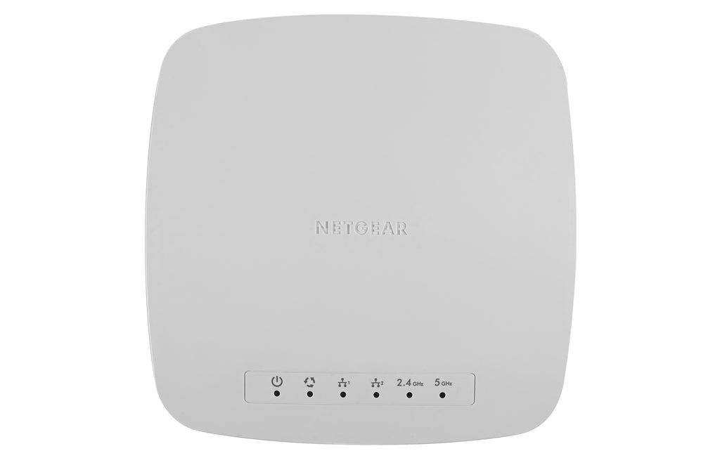 Netgear Insight Managed Smart Cloud Wireless Access Point, MU-MIMO, PoE Port, 1.20 Gbit/s Speed, One-touch Network Visibility, Wall/Ceiling-mountable, 3 Pack - WAC505B03-100NAS