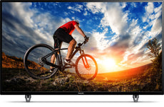 "Philips 5000-Series 43"" 4K Ultra HDTV , LED Smart HDTV, 16:9, 9ms, 1K:1-Contrast, 60Hz, Speakers, WiFi, Black - 43PFL5703"