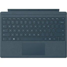 Microsoft Surface Pro Signature Type Cover M1725, Keyboard, Cobalt Blue- NSN-00002