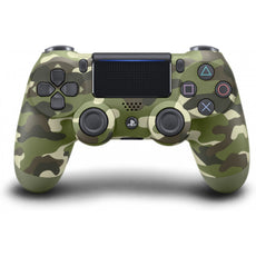 Sony DualShock 4 Wireless Controller (Green Camouflage) 3001544