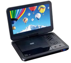 "Supersonic SC-1710DVD Portable DVD Player - 10.1"" Display - 1024 x 600  (SC-1710DVD)"