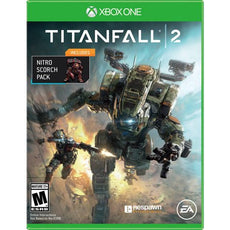 Titanfall 2 Standard Edition with Nitro Scorch -Xbox One Game