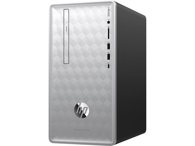 HP Pavilion 590-P0066 Desktop PC MT Intel Core i5 2.80GHz 12GB RAM 1TB SATA Windows 10 Home 3LA87AA#ABA (Certified Refurbished)
