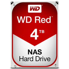 "Western Digital Red WD40EFRX 4 TB 3.5"" Internal Hard Drive - SATA"