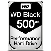 "Western Digital Black WD5003AZEX 500 GB 3.5"" Internal Hard Drive - SATA"