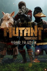 Funcom's  Mutant Year Zero: Road to Eden Deluxe Edition (Xbox One) Video Game, ESRB-M17+, Single Player Mode - 351491