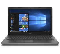 "HP 15-da1007ca 15.6"" HD (Touchscreen) Notebook, Intel Core i5-8265U, 1.60GHz, 12GB RAM, 1TB SATA, Windows 10 Home 64-Bit- 4NJ10UA#ABL"