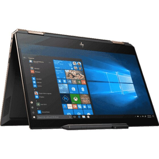 "HP Spectre x360 13-ap0038nr 13.3"" FHD (Touch) Convertible Notebook, Intel Core i7-8565U, 1.80GHz, 16GB RAM, 512GB SSD, Win10H- 5GQ75UA#ABA (Certified Refurbished)"
