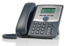 Cisco SPA 303 3-Line IP Phone, 3 x Total Line, VoIP, Caller ID, 2 x RJ-45 - SPA303-G2 (Certified Refurbished)