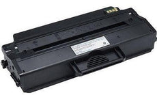 DELL Black Toner Cartridge for Mono Laser Printers, 2500 pages - DRYXV