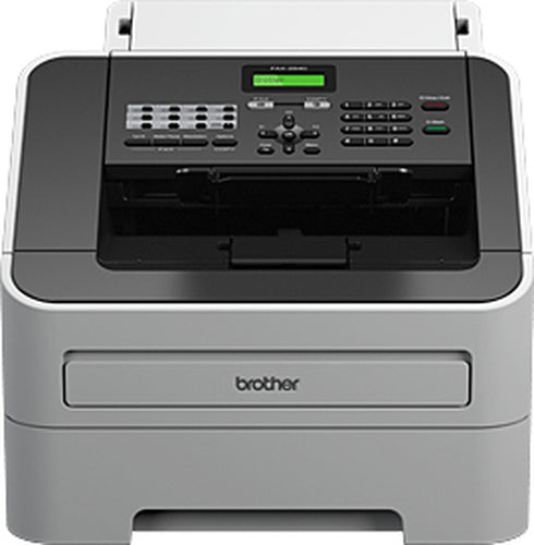Brother IntelliFAX-2940 Laser Fax Machine, High-Speed Faxing, 16MB Memory, 250 sheets, 33.6K bps Modem Speed - FAX-2940