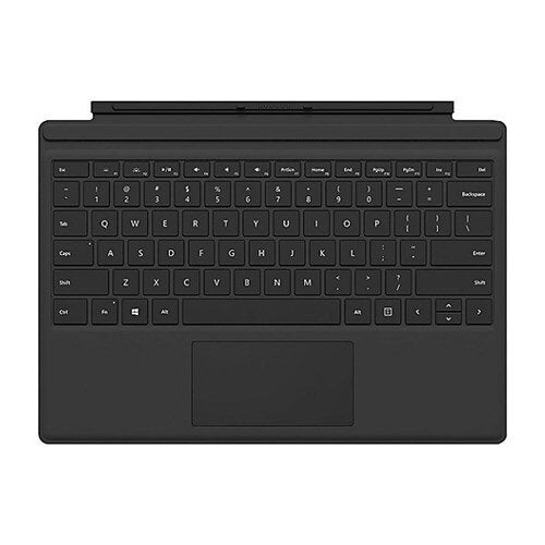 Microsoft Surface Pro Signature Type Cover M1725, Keyboard, Black- NSM-00001