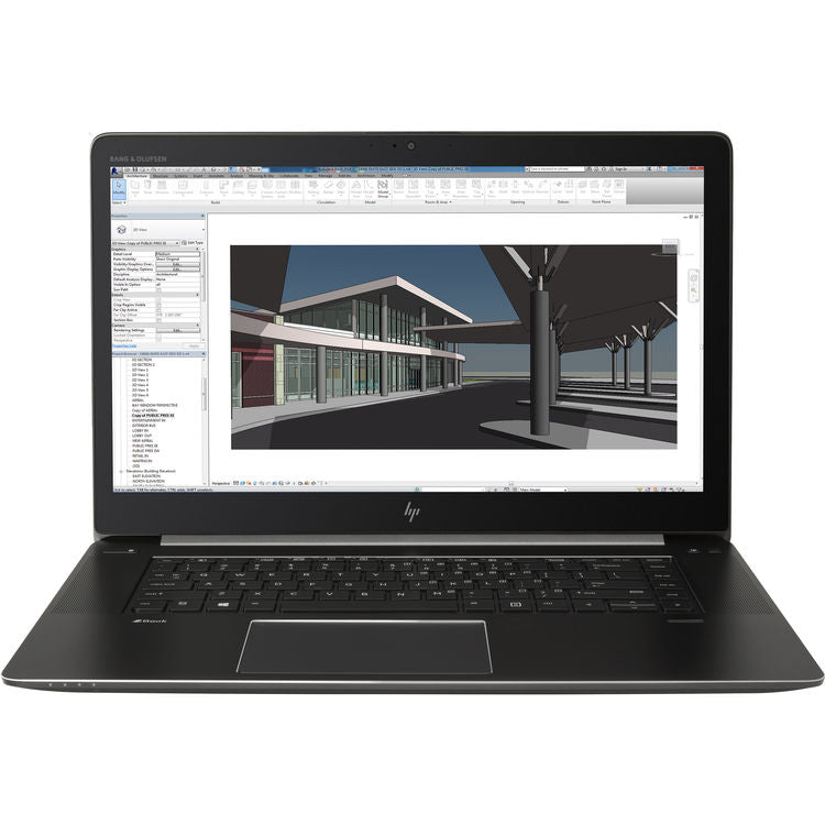 "HP ZBook 15 G4 Studio Mobile Workstation 15.6"" IPS Full HD Intel Core i7 2.80GHz 8GB RAM 256GB PCIe SSD Windows 10 Pro-64 Bit 1MP26UTR#ABA"