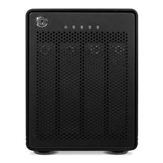 OWC ThunderBay 4 48TB 4-Drive HDD Storage Solution, 4 x 12TB, RAID-5, 256MB Cache, Thunderbolt 2 Cable - OWCTB2SRT48.0S