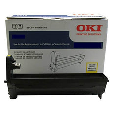 OKIDATA Yellow Image Drum Unit for MPS710c Printers, 30,000 Pages - 43913833