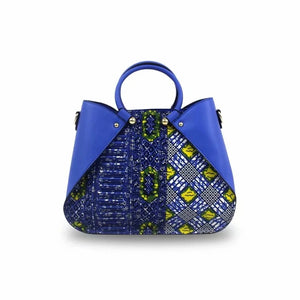 Wax Print Handbag Set