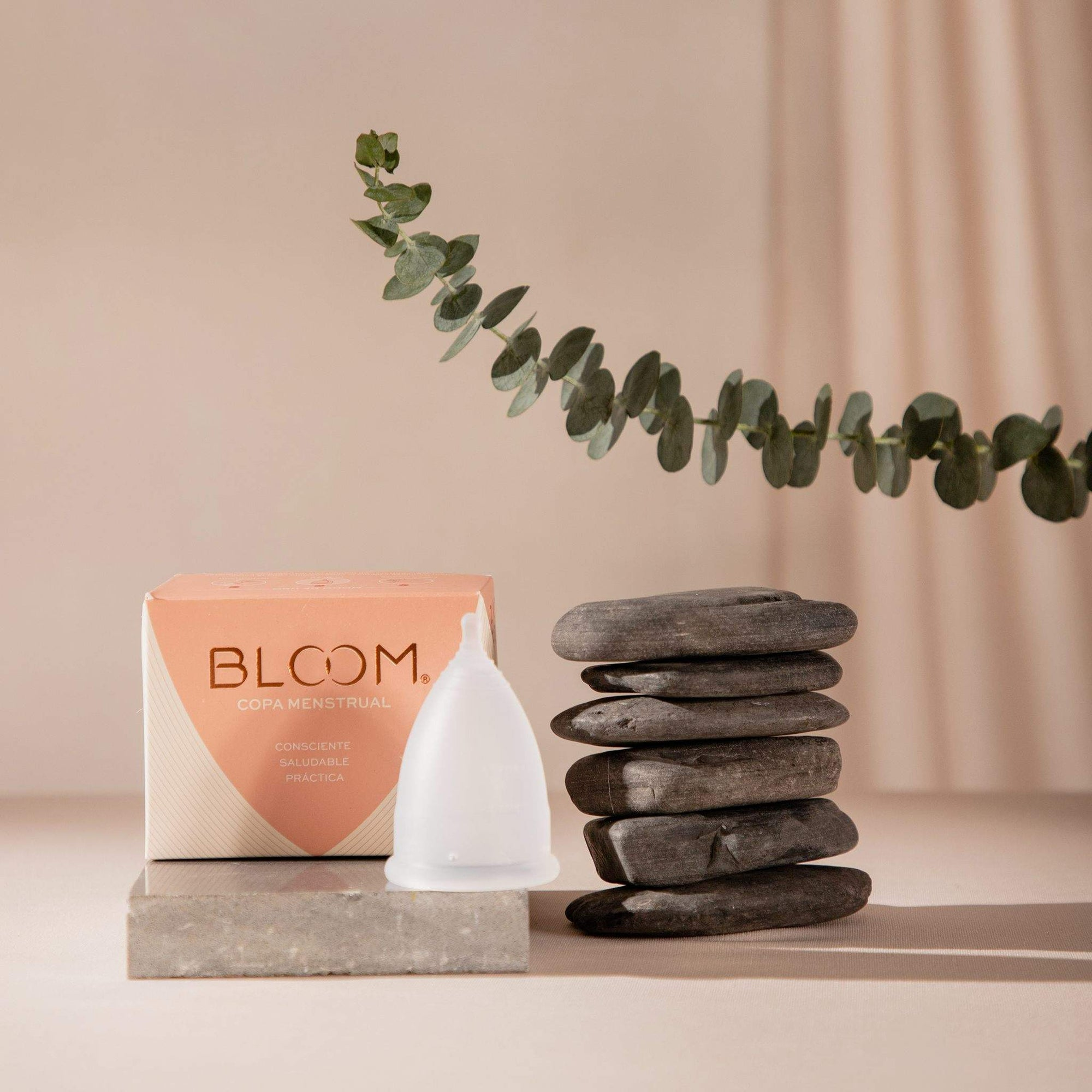 Copa Menstrual BLOOM - Grande