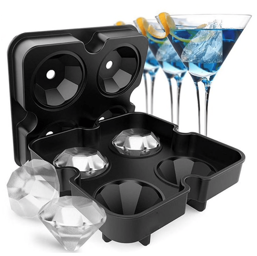 Diamond Ice Mould- Cool & Luxurious