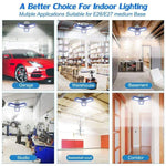 BrightBot - LED Garage Lights