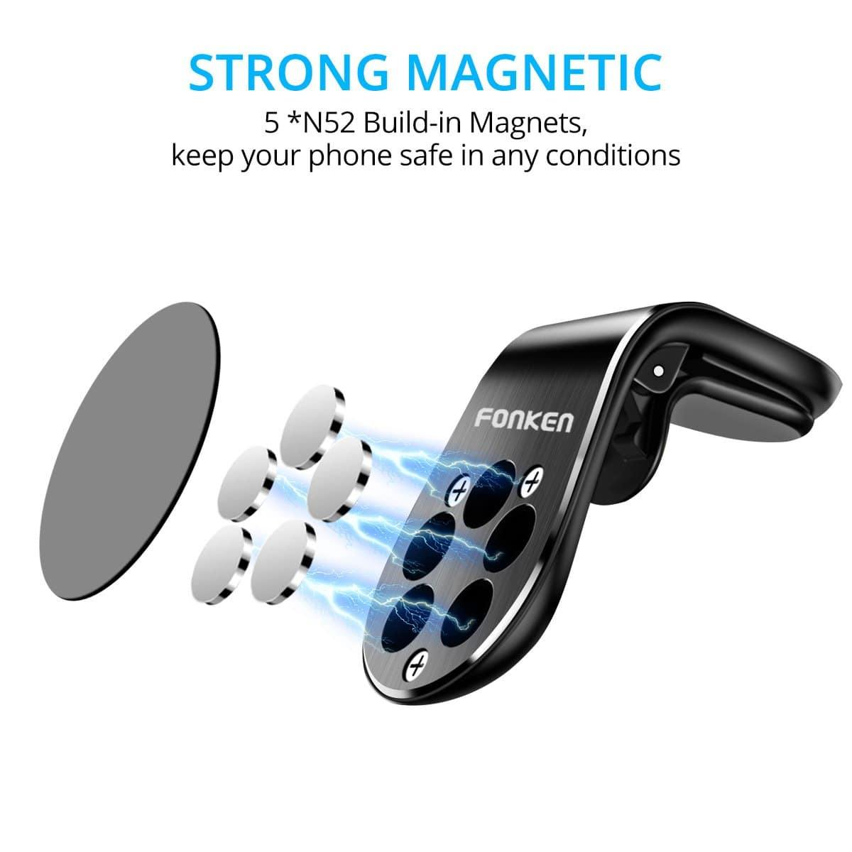 SmartMount- Magnetic Phone Holder