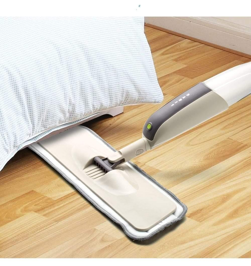 New - Ez Clean - Micro Fibre Spray Mop