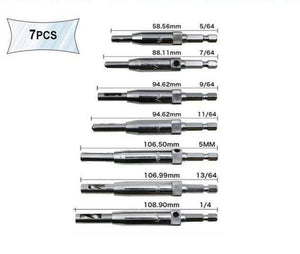 Flinsaw-Premium Self-Centering Hole Drill Bits