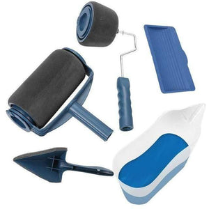 Complete Wall Painting Kit- Roller, Edger, Extender