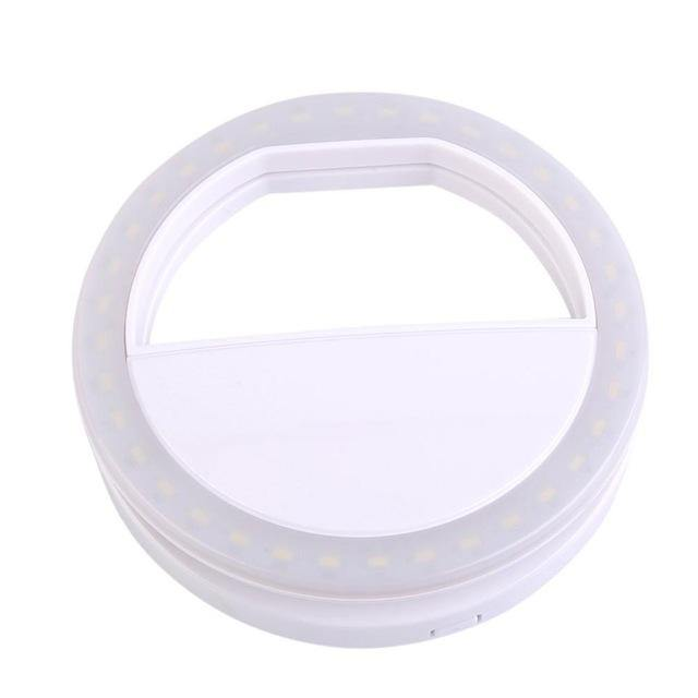 LED Smartphone Selfie Light - Emerald Seaside