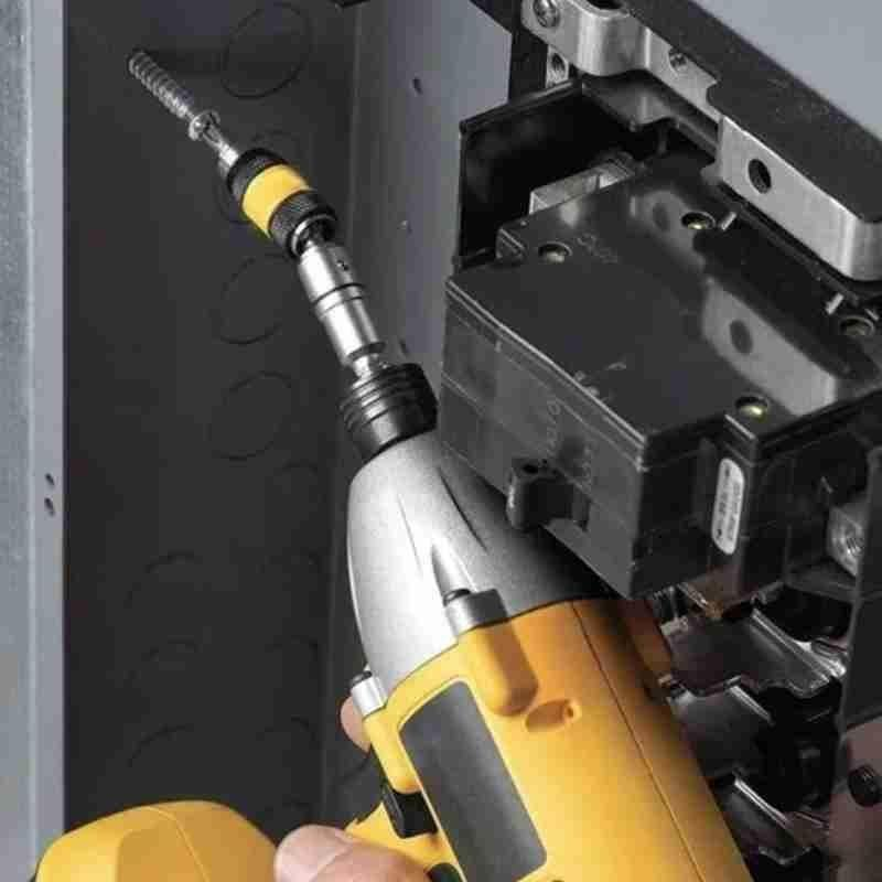 PivotPik- Pivoting Bit Tip Holder