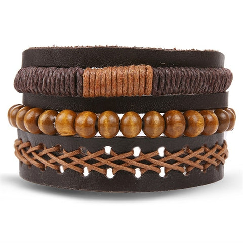 Olympic Brown - Premium Handcrafted Bracelet - Sesoris
