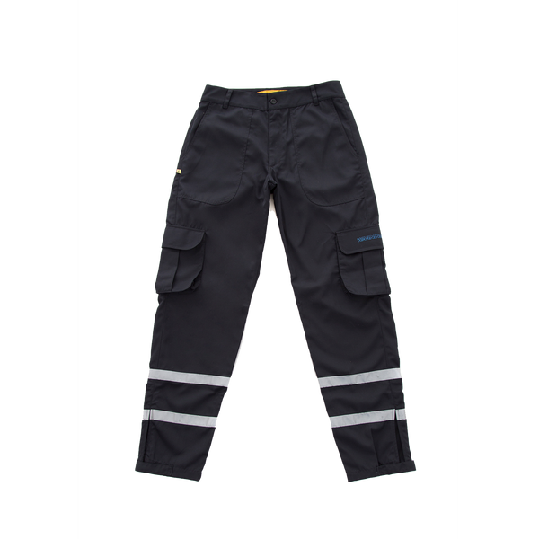 INDUSTRIAL REFLECTIVE CARGO PANTS
