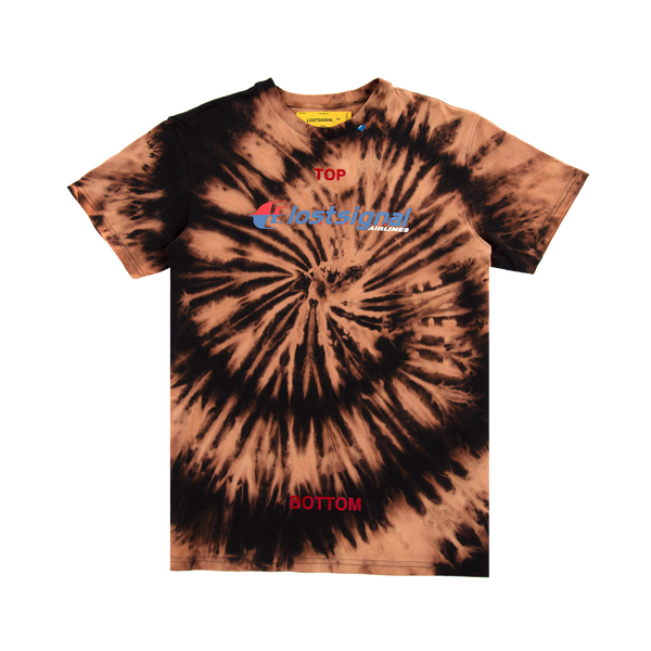 CHEMICAL TIE DYE S/S T-SHIRT