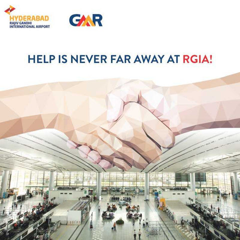Rajiv Gandhi International Airport Hyderabad