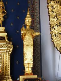 chitragupta-temple-pillar-in-Bangkok