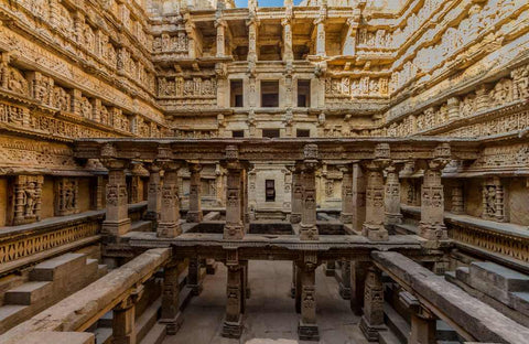 rani-ki-vav-is-situated-in-the-town-of-Patan-gujarat-serendipityholidays.in
