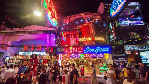 Walking Street Pattaya - Thailand