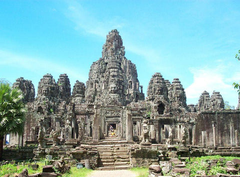 THE BEST OF CAMBODIA TOUR PACKAGES FROM HYDERABAD 5 NIGHTS AND 6 DAYS